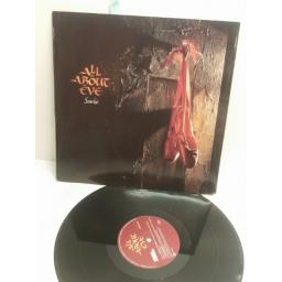 """ALL ABOUT EVE scarlet EVENX12 12"""" 4 TRACK SINGLE"""