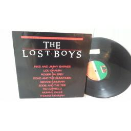 INXS, ROGER DALTREY, EDDIE AND THE TIDE the lost boys original motion picture soundtrack, 781 767-1