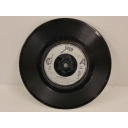 SHAM 69 hersham boys, 7 inch single, POSP 64