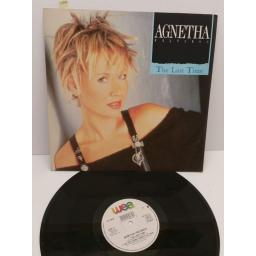 AGNETHA FALTSKOG the last time, YZ170 T