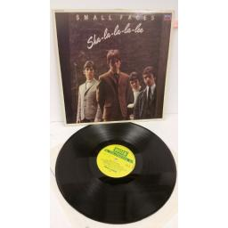 SMALL FACES sha-la-la-la-lee, TAB 16