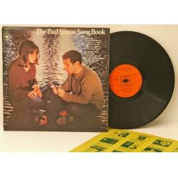 PAUL SIMON, song book. BPG 62579 MONO