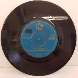 "CLARENCE FROGMAN HENRY, standing in the need of love, B side on bended knees, 7N.25115, 7"" single"