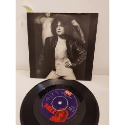 T.REX, celebrate summer, side 2 ride my wheels, MARC 18, PICTURE SLEEVE, 7'' single