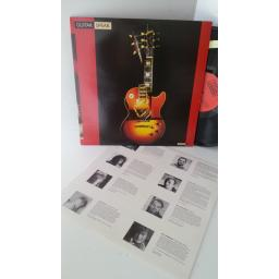 ALVIN LEE, LESLIE WEST, STEVE HUNTER guitar speak, ILP 033