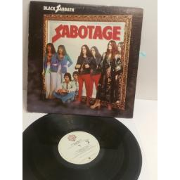 BLACK SABBATH sabotage BS2822 USA