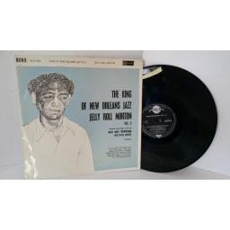 JELLY ROLL MORTON the king of new orleans jazz volume two, RD 27184