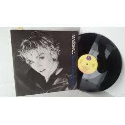 MADONNA papa don't preach, 12 inch single, W8636T