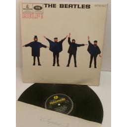 THE BEATLES HELP! PCS 3071