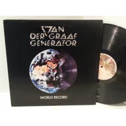 SOLD VAN DER GRAAF GENERATOR world record, CAS 1120
