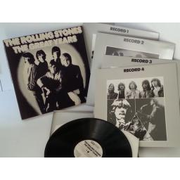 THE ROLLING STONES the great years, RDS 9962, 4 x LP boxset