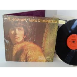 AL STEWART love chronicles, gatefold, 63460