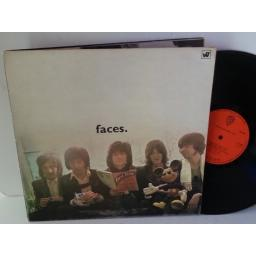 Faces THE FIRST STEP, WS 3000, gatefold
