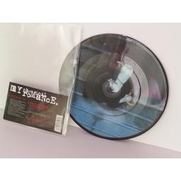 SOLD MY CHEMICAL ROMANCE helena, 7 inch pictue disc