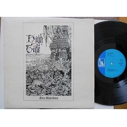 "HIGH TIDE, sea shanties, LBS 83264, 12"" LP"