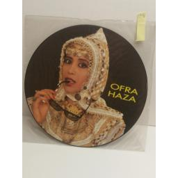 "OFRA HAZA im nin' alu (played in full mix) YZ190TP 12"" PICTURE DISC SINGLE"