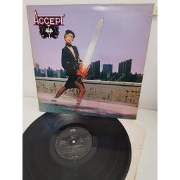 """ACCEPT, accept, 0060.188, 12"""" LP"""