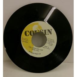 DOLLAR FIFTY you think mi flop, 7 inch single, CZN-6058