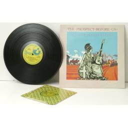 "THE ALBION DANCE BAND, the prospect before us. INCLUDES 7"" SINGLE PAIN AND PA..."