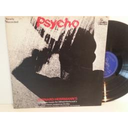 Bernard Herrmann PSYCHO COMPLETE MUSIC FOR THE ALFRED HITCHCOCK FILM