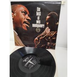 "WES MONTGOMERY, the best of wes montgomery, VLP 9191, 12"" LP"