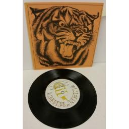 TYGERS OF PAN TANG don't touch me there, 7 inch single, NEAT 03