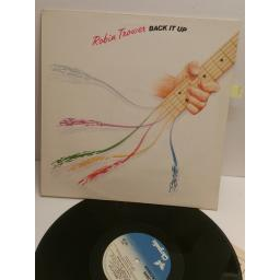 ROBIN TROWER back it up CHR1420