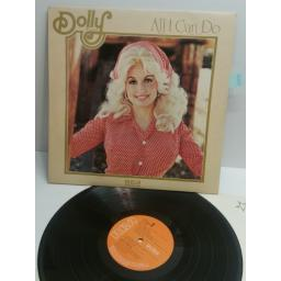 DOLLY PARTON all I can do RS1068