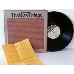 THE VERY THINGS the peel sessions