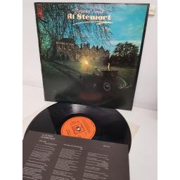 "AL STEWART, modern times, 80477, 12"" LP"