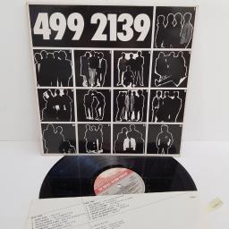 "499 2139, DIAL 1, 12"" LP, compilation THE ACT, LAMBRETTAS, THE CLASSICS, WARDENS, REEFER ETC ETC"