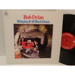 BOB DYLAN bringing it all back, LP 5070