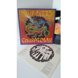 THIN LIZZY chinatown, 6359 030, textured sleeve