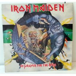 SOLD IRON MAIDEN no prayer for the dying