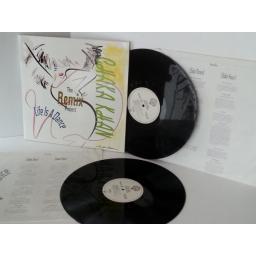 CHAKA KAHN life is a dance the remix project, vinyl LP, double album