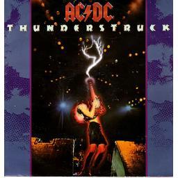 AC/DC Thunderstruck [Single]