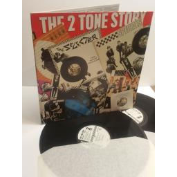 THE 2 TONE STORY the selector, specials, the beat, madness, the special aka, rico, the body snatchers CHRTT5009