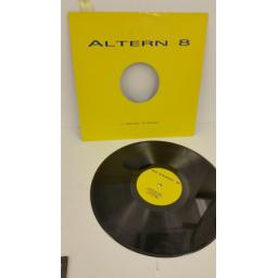 ALTERN 8 activ 8 (come with me), 12 inch single, dj promo copy