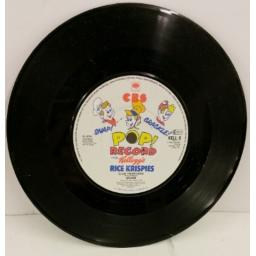 WHAM / HERBIE HANCOCK club tropicana / rockit, 7 inch single, KELL 4