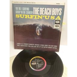 THE BEACH BOYS the no.1 surfing group in the country Surfin' USA MONO T1890