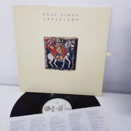 "SIMON, PAUL, graceland, 12"" LP, 925 447-1"