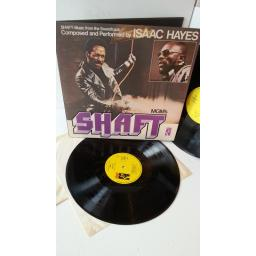 ISAAC HAYES shaft, gatefold, double album, 2659 007