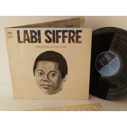 LABI SIFFRE the singer and the song, gatefold, NSPL 28147