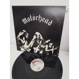 "MOTORHEAD, motorhead, B side city kids, S 13, 12"" single, limited edition"