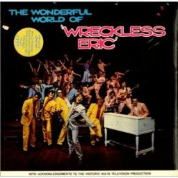 Wreckless Eric The Wonderful World Of