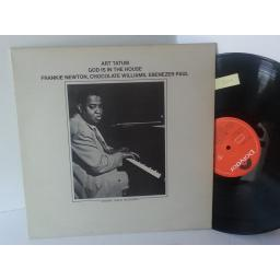 ART TATUM god is in the house, 2344043