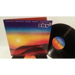 SKY sky 2, gatefold, ADSKY2, double album