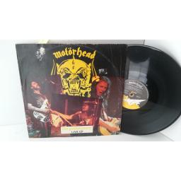 MOTORHEAD the golden years live ep, 12 bro 92