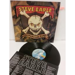 STEVE EARLE copperhead road, MCF 3426