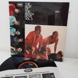 "THE BEACH BOYS, the best of the beach boys, vol.3, 12""LP, T 21142"